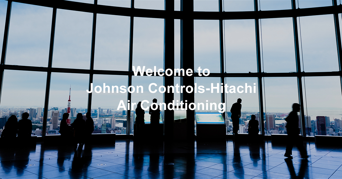 Johnson Controls-Hitachi Air Conditioning