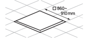 4-Way Cassette Type - Johnson Controls Hitachi