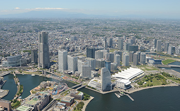 Regional Heating & Cooling | Minato Mirai 21 Central Area