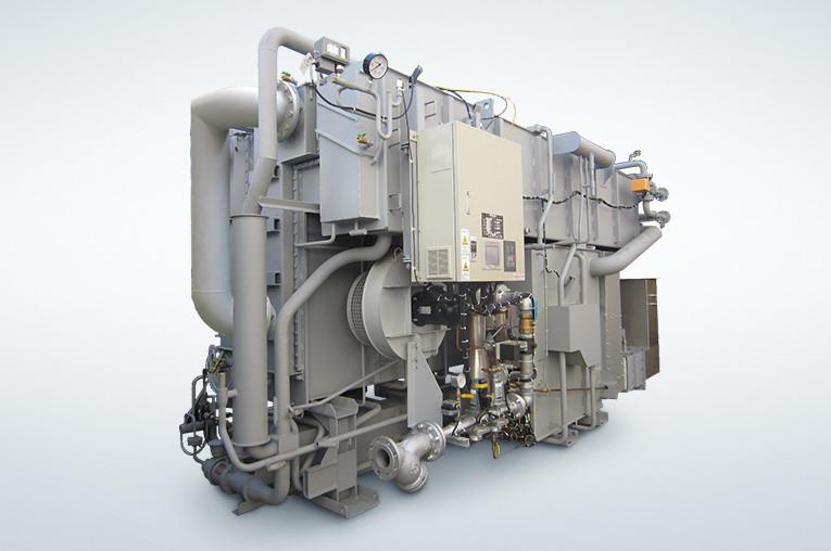 Gas-fired GeneLink