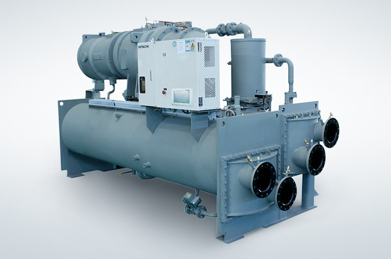 High Efficiency Centrifugal Chillers