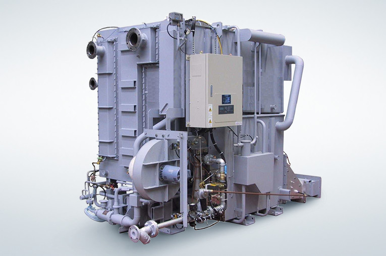 Waste Heat Driven Absorption Chiller