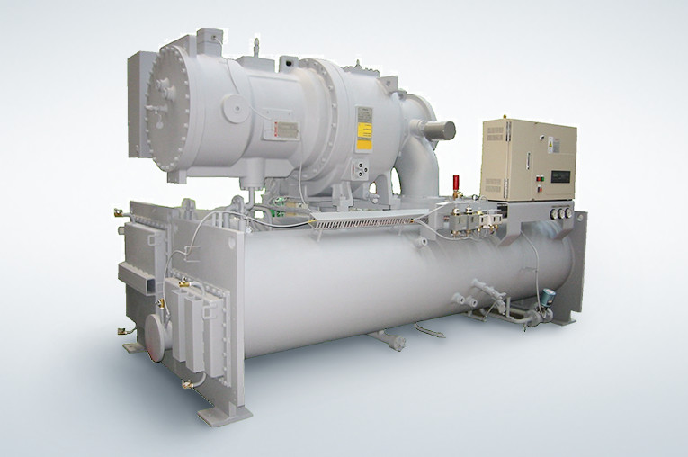 Heat recovery type centrifugal chillers