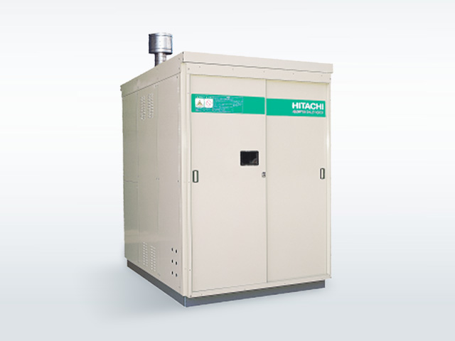 Small-scale absorption chiller-heater [Koala]